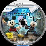 Disney Micky Epic: Die Macht der 2 Wii disc (SERF4Q)