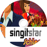 SingItStar Schlager CUSTOM disc (SISSOH)