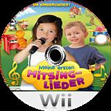 Meine ersten Mitsing-Lieder Wii disc (SONDMR)
