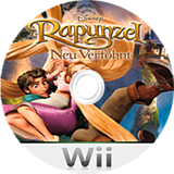 Disney Rapunzel: Neu verföhnt Wii disc (SRPP4Q)
