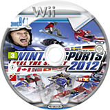 Winter Sports 2012: Feel the Spirit Wii disc (SS2PFR)