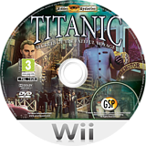Hidden Mysteries: Titanic Wii disc (STTDRM)