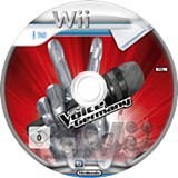 The Voice of Germany Wii disc (SVUPRV)