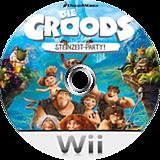 Die Croods: Steinzeit Party! Wii disc (SVVPAF)