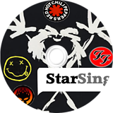StarSing : Songs For My Jedi v1.0 CUSTOM disc (CS5PZZ)
