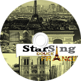 StarSing : Douce France v2.0 CUSTOM disc (CS6P00)