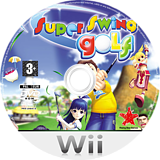Super Swing Golf Wii disc (R2PP99)