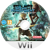 Sin and Punishment: Successor of the Skies Wii disc (R2VP01)