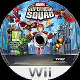 Marvel Super Hero Squad Wii disc (R38Y78)