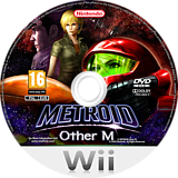 Metroid: Other M Wii disc (R3OP01)
