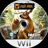 Deer Drive Wii disc (R3VPNK)