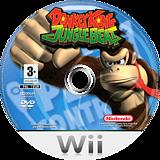 Donkey Kong: Jungle Beat Wii disc (R49P01)