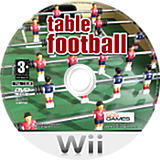 Table Football Wii disc (R4BPGT)