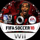 FIFA Soccer 10 CUSTOM disc (R4RZ69)