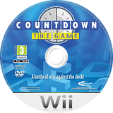 Countdown: The Game Wii disc (R54FMR)