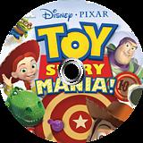 Toy Story Mania! Wii disc (R5IX4Q)
