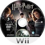 Harry Potter and the Order of the Phoenix Wii disc (R5PP69)