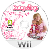 Baby and Me Wii disc (R6APPU)