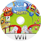 Fun Park Party Wii disc (R6FP41)