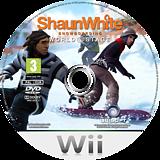Shaun White Snowboarding: World Stage Wii disc (R6NP41)