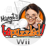 Margot's Bepuzzled! Wii disc (R7LP7J)