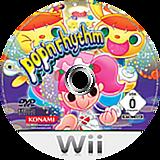 Pop'n Rhythm Wii disc (R83PA4)