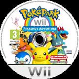 PokéPark Wii: Pikachu's Adventure Wii disc (R8AP01)