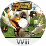 Chicken Blaster Wii disc (R8LP7J)