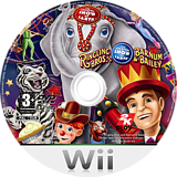 It's My Circus Wii disc (R8OX54)