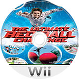 The Ultimate Red Ball Challenge Wii disc (R94PMR)