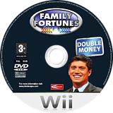 Family Fortunes Wii disc (R9NPMR)