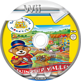 Build-A-Bear Workshop: Friendship Valley Wii disc (R9UPGY)