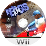 The Bigs Wii disc (RBGP54)