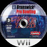 Brunswick Pro Bowling Wii disc (RBPPGT)