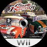 Classic British Motor Racing Wii disc (RBQPUG)