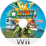 Battalion Wars 2 Wii disc (RBWP01)