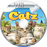 Catz Wii disc (RC3X41)