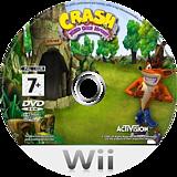 Crash: Mind Over Mutant Wii disc (RC8P7D)