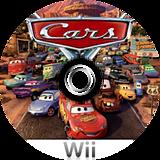 Cars Wii disc (RCAY78)