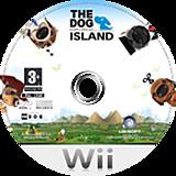The Dog Island Wii disc (RDIP41)