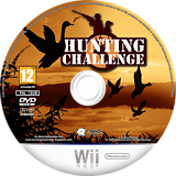 Hunting Challenge Wii disc (RE7PNK)
