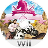 My Horse Club: On the Trail of the Mysterious Appaloosa Wii disc (REWYMR)