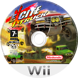 Excite Truck Wii disc (REXP01)