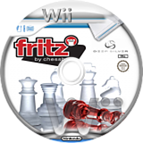 Fritz Chess Wii disc (REZPKM)