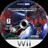 Spider-Man: Friend or Foe Wii disc (RFOX52)