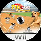 Petz Sports: Dog Playground Wii disc (RG8P41)