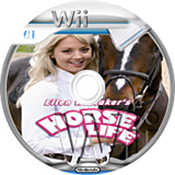 Horse Life 2 Wii disc (RH5PKM)