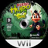 Agent Hugo: Lemoon Twist Wii disc (RHGX6Z)