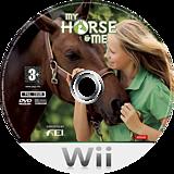 My Horse & Me Wii disc (RHNP70)