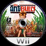 The Ant Bully Wii disc (RI3P5D)